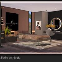 Bedroom Greta By Ung999