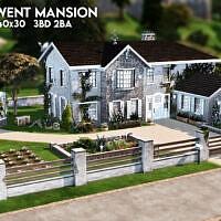 Derwent Mansion By Xogerardine