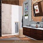 Rosa Bathroom By Mychqqq