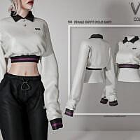 Polo Shirt P35 By Busra-tr