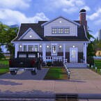 Nice And Cozy House By Keallow_075