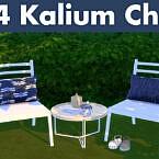 Recolors Of Wondymoon's Kalium Chair / Pillow