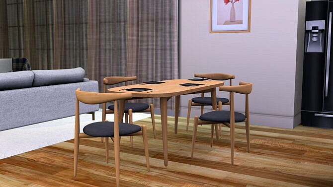 Alderon Dining Set