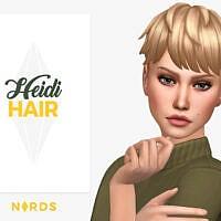 Heidi Hair By Nords