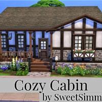 Cozy Cabin By Sweetsimmerhomes