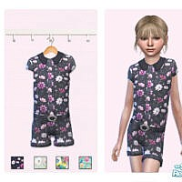 Spring Playsuit By Pinkfizzzzz