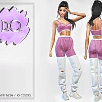 Joggers 56 By D.o.lilac
