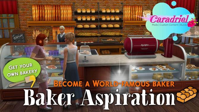 World-famous Baker Aspiration By Caradriel