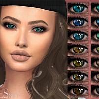 Eyes N37 By Magichand