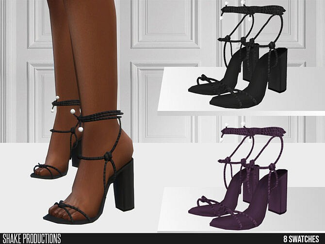 Sims 4 High Heels 644 by ShakeProductions at TSR