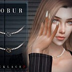 Necklace 27 By Bobur3