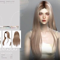 Wings-to0312 Hair By Wingssims