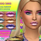 80s Lipstick