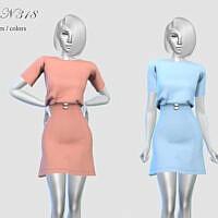 Dress N 318 By Pizazz
