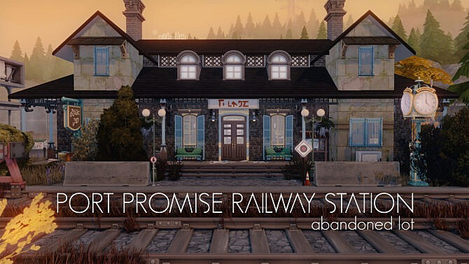 Port Promise Railway Station