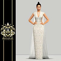 Unkuniya Evening Dress