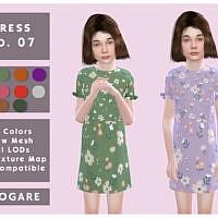 Dress No.07 By Akogare