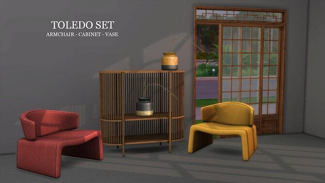 Toledo Set