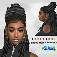 Sheba Hairstyle By Drteekaycee