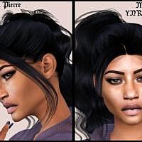 Nerriah Pierre By Ynrtg-s