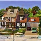 Sea Stories House By Danuta720