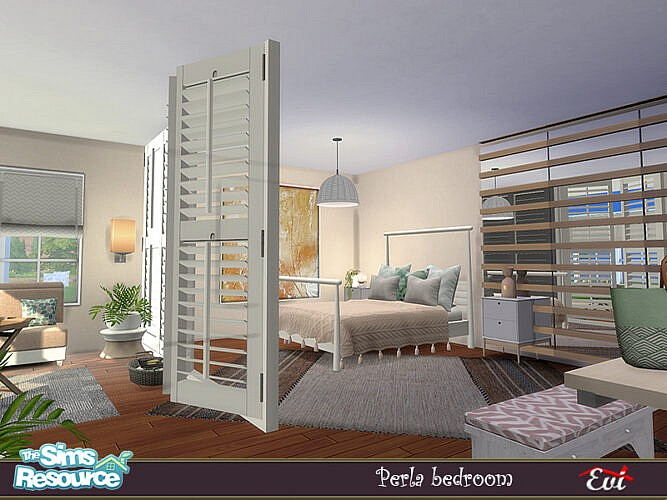 Perla Bedroom By Evi