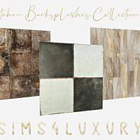 Kitchen Backsplashes Collection #5