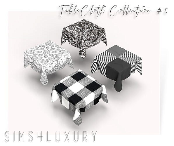 Tablecloth Collection #5