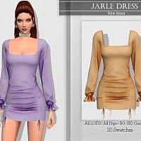 Jarle Dress By Katpurpura