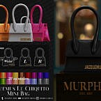 Le Chiquito Mini Bag