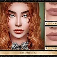 Lips Preset #3 By Jul_haos
