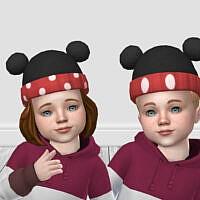 Ip Toddler Hat By Infiniteplumbobs