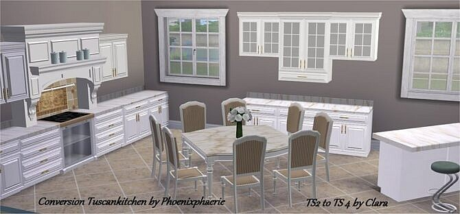 Conversion Tuscan Kitchen Phoenix By Clara