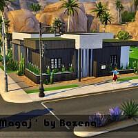 Magaj House By Bozena