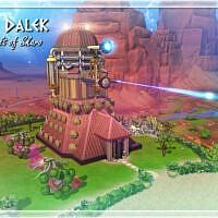 Supreme Dalek Home By Brunnis-2