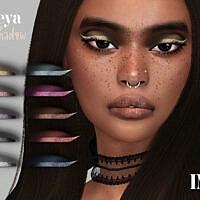 Imf Freya Eyeshadow N.193 By Izziemcfire