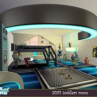 2034 Kids Room By Evi