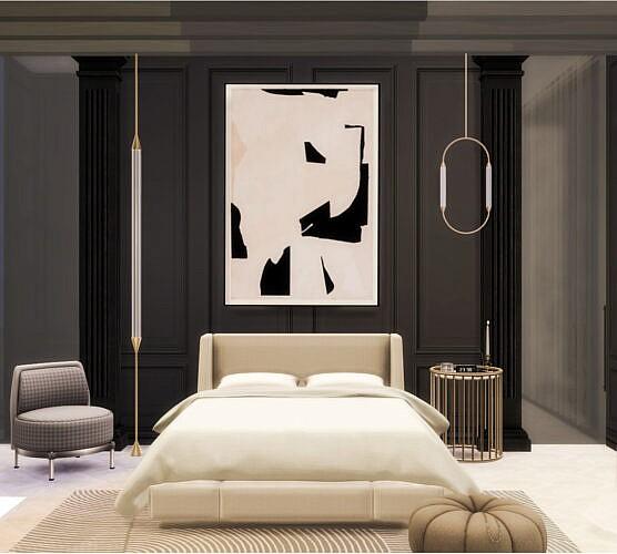 Glam Penthouse Cc Set