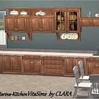 Conversion Marina Kitchen By Vitasims