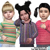 Toddler Spring Sweater By Pinkfizzzzz