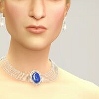 Necklace & Earrings M Iv