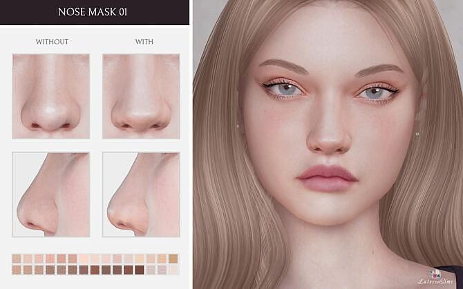Nose Mask 01