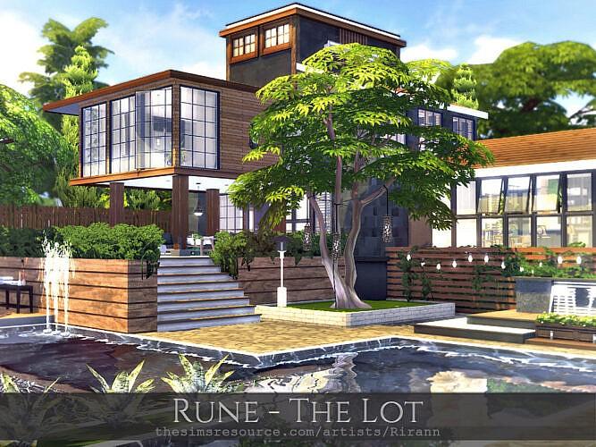 Rune The Lot By Rirann