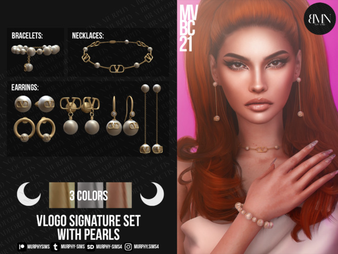 Set With Pearls [mvbc21]