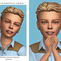 Alex Hairstyle Child By Merci