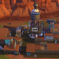 Fully Furnished Diamond City Market By Jwjj420