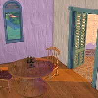Dining Table By Aliki's Nook