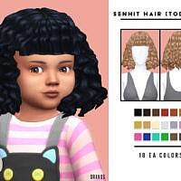 Senhit Hair (toddler) By Oranostr