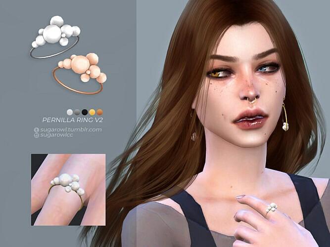 Pernilla Ring V2 By Sugar Owl