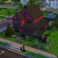 Haunted Vampire House By Brainl3ss